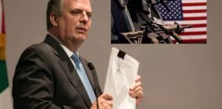 Corte de EU aceptó la demanda de México contra empresas de armas: Ebrard