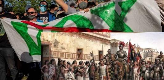 El grupo ultraderechista Vox dice que la Conquista liberó a los mexicanos