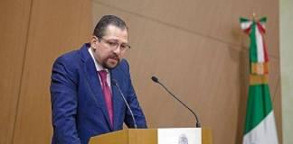 José Luis Vargas se ampara contra investigación de la FGR