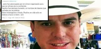 Crimen organizado asesina a funcionario de la Secretaría de Bienestar en Chihuahua