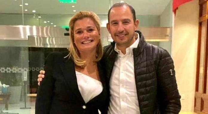 Maru Campos se contagia de Covid luego de tener contacto con Marko Cortés