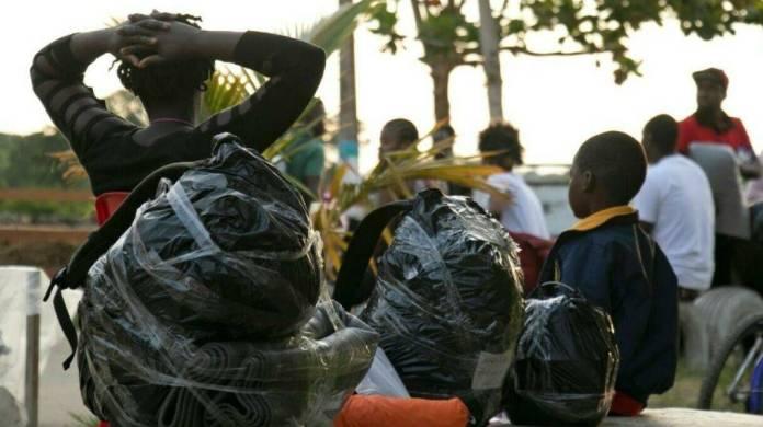 Migrantes usan rutas ilegales para cruzar Colombia rumbo a México y EU