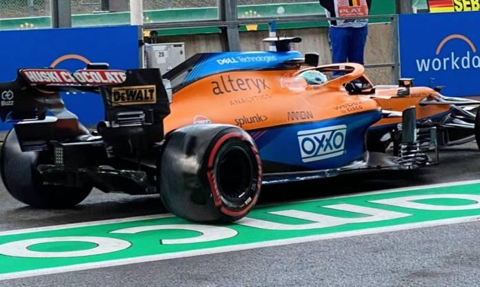 monoplaza oxxo patrocinio - Oxxo patrocinará a la escudería McLaren en Fórmula 1