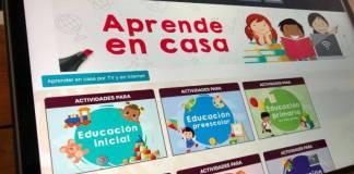 """INE y partidos regresan tiempos para el programa """"Aprende en Casa"""""""