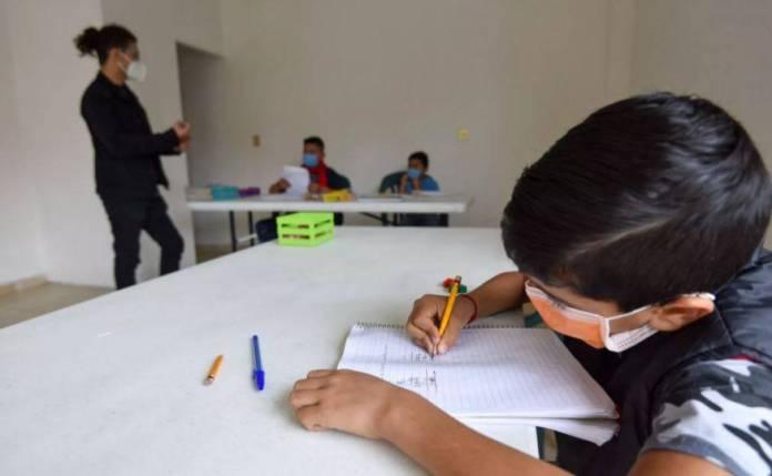 Será seguro el regreso a las escuelas; no se obligará a nadie: Delfina Gómez