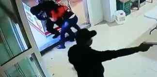 Captan cámaras de seguridad secuestro de una mujer en Guanajuato