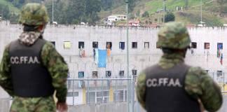 Reportan que 6 cuerpos encontrados en la Penitenciaria del Litoral estaban decapitados, por lo que, las autoridades de Ecuador ya investigan el caso.