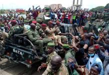 Militares golpistas de Guinea declaran que habrá gobierno de unidad