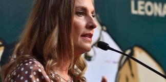 Beatriz Gutiérrez celebra que estatua de mujer indígena sustituya la de Colón