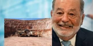 Colapsa mina de Slim en Mexicali; hay un fallecido y un herido