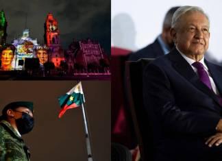 Emotivo discurso de AMLO por los 200 años de la consumación de la independencia