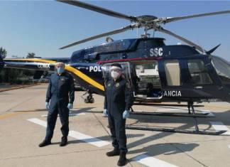 Cóndores de la CDMX refuerzan seguridad en zonas más peligrosas
