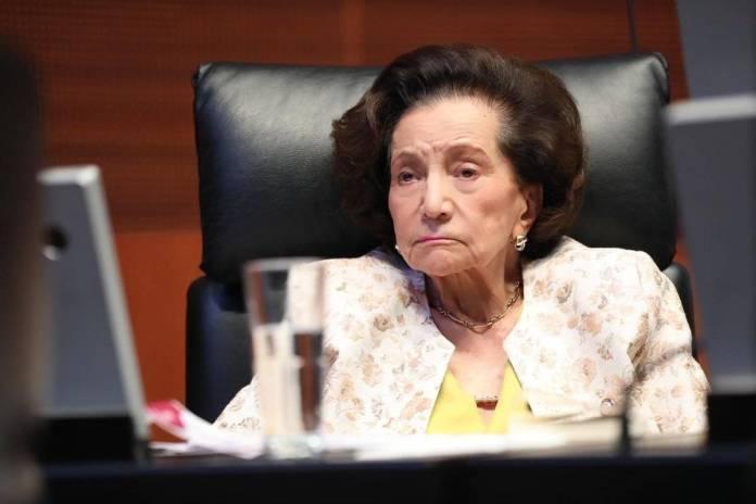 Ifigenia Martínez recibirá la medalla Belisario Domínguez