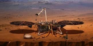 NASA detecta temblor de mas de una hora en Marte