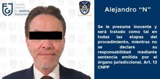Detienen a Alejandro del Valle, socio de Alemán Magnani