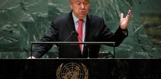 El mundo enfrenta las peores amenazas, alerta la ONU
