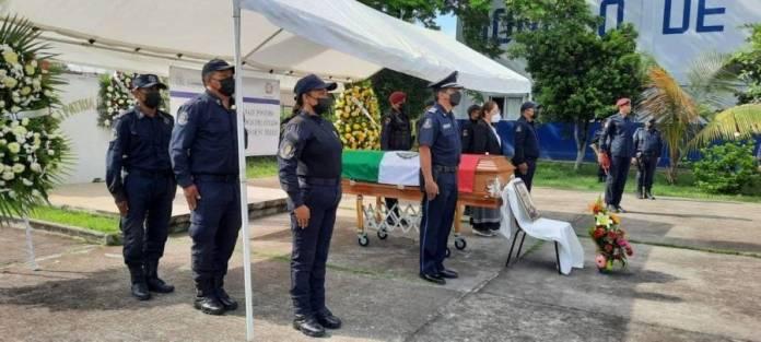 Asesinan a director de seguridad en Guerrero; le dan último adiós