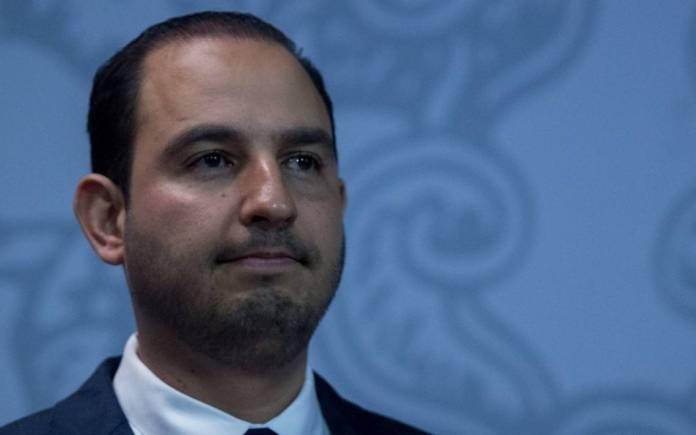 Incongruencia, Marko Cortes perfila su relección frente al PAN