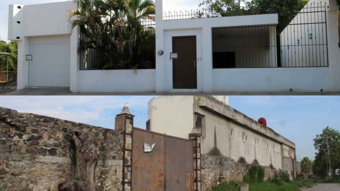 Así es el rancho de la Barbie y la casa del Chapo que se rifaron hoy