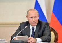 Vladímir Putin se va a cuarentena; cercanos dieron positivo a Covid-19