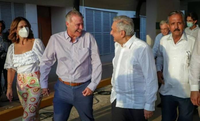 AMLO propone al gobernador de Sinaloa como embajador de México en España