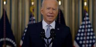 Biden recibe tercera dosis de vacuna contra Covid