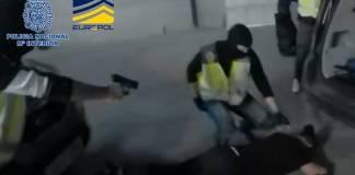 """Europol desmantela """"oleoducto de cocaína"""""""