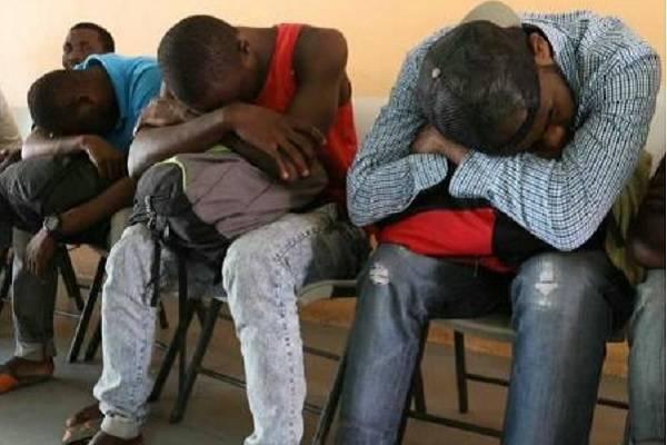 Crisis migratoria Haití