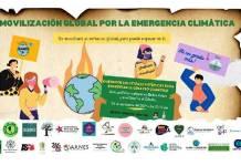 Jóvenes mexicano se movilizarán en la Huelga Climática Mundial