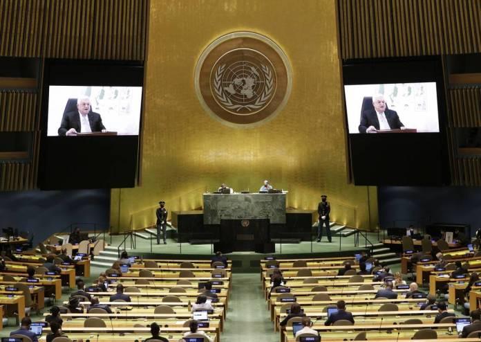 Líder palestino lanza ultimátum a Israel para que abandone territorio ocupado