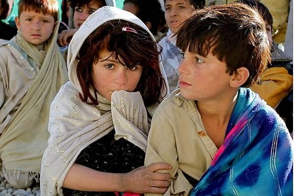 Infantes de Afganistán