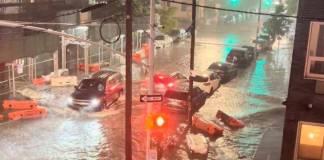 NY y Nueva Jersey bajo el agua; declaran estado de emergencia