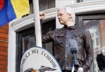 Informe revela que la CIA buscó secuestrar a Assange de embajada de Ecuador para asesinarlo