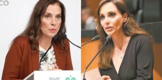 Beatriz Gutiérrez condenó ataques contra Lilly Téllez y su hijo