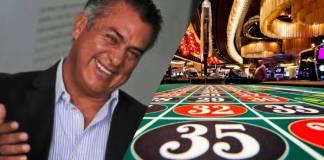 """Yerno de """"El Bronco"""" pidió noches a casinos de Nuevo León"""