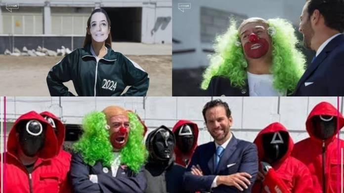 """Tunden en redes por parodia """"sin creatividad"""" de Loret y Brozo con la que critican a la 4T"""