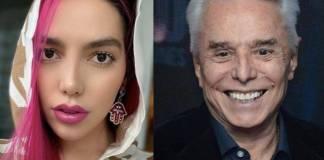 Frida Sofia viajará a México para ratificar denuncia contra Enrique Guzmán