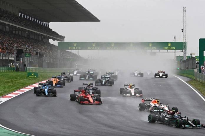 Anuncian fecha del GP de México para el 2022