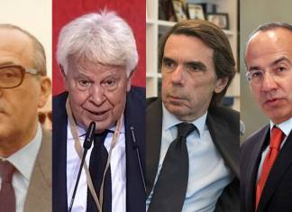 Expresidentes y exfuncionarios contratados por empresas eléctricas españolas