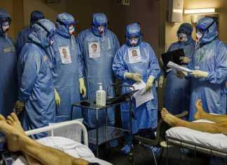 Una pandemia que deja 50 mil muertes a la semana, está lejos de terminar: OMS