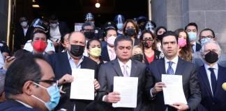 PRIANRD se lanza contra Ley de Revocación de Mandato y consulta