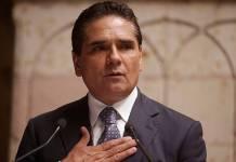 Aureoles vació las cuentas del gobierno de Michoacán