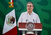 México tendrá reunión de alto nivel en materia de seguridad con EU