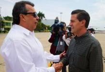 Aguirre contra Peña Nieto por Ayotzinapa; pide a la FGR que cite a Murillo Karam y a Osorio Chong