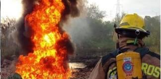 Pemex confirmó que explosión en Apodaca no fue por huachicoleo