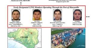 EE.UU. golpea estructura financiera del CJNG