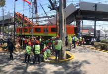 Errores de construcción provocaron colapso de las Línea 12: FGJ-CDMX