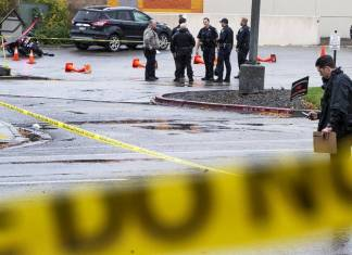 Balacera en centro comercial de Idaho deja 2 muertos y 4 heridos