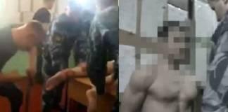 Rusia acusada de torturar presos