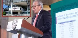 La Secretaría de Salud ya inició su traslado a Acapulco, Guerrero